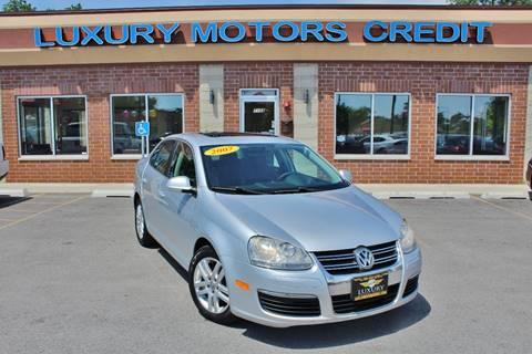 2007 Volkswagen Jetta for sale at Luxury Motors Credit Inc in Bridgeview IL