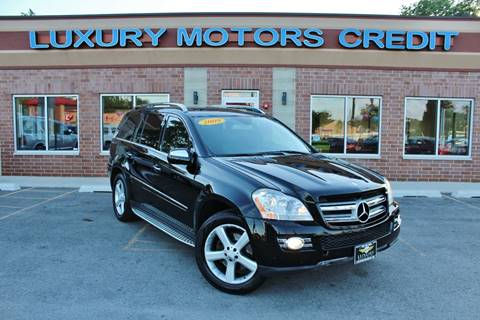 2009 Mercedes-Benz GL-Class for sale at Luxury Motors Credit Inc in Bridgeview IL