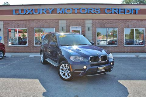 2011 BMW X5 for sale at Luxury Motors Credit Inc in Bridgeview IL