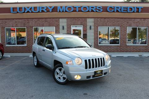 2007 Jeep Compass for sale at Luxury Motors Credit Inc in Bridgeview IL