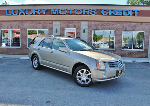 2005 Cadillac SRX for sale at Luxury Motors Credit Inc in Bridgeview IL