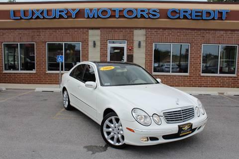 2006 Mercedes-Benz E-Class for sale in Bridgeview, IL
