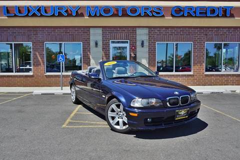 2003 BMW 3 Series for sale at Luxury Motors Credit Inc in Bridgeview IL
