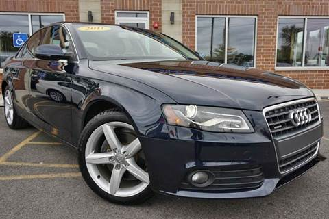 2011 Audi A4 for sale at Luxury Motors Credit Inc in Bridgeview IL