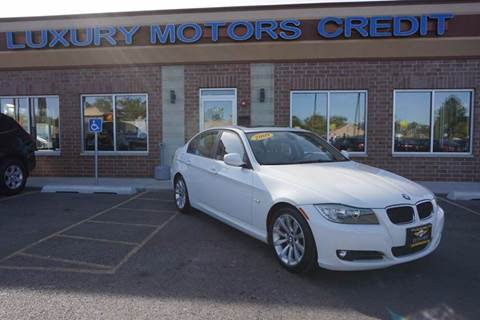2009 BMW 3 Series for sale at Luxury Motors Credit Inc in Bridgeview IL