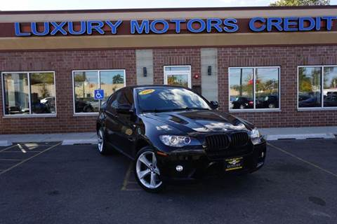 2009 BMW X6 for sale at Luxury Motors Credit Inc in Bridgeview IL