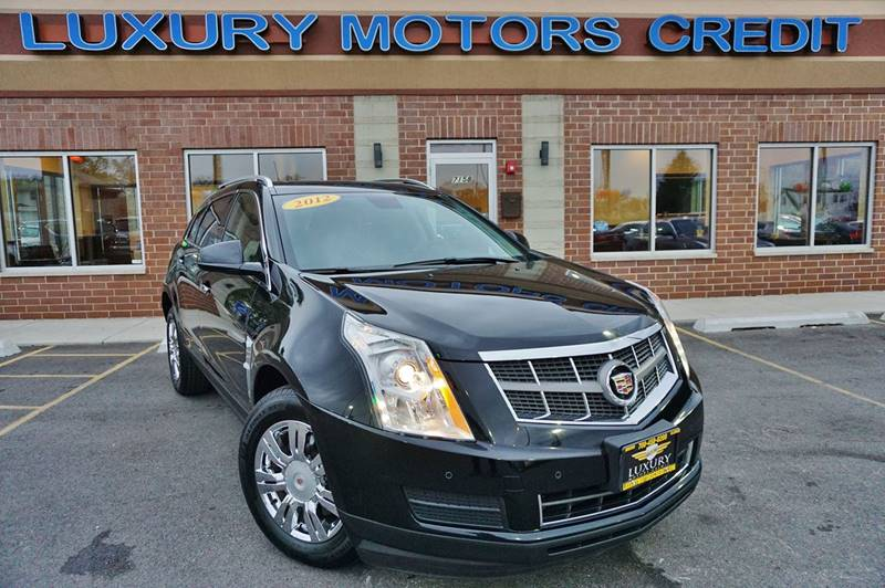 2012 cadillac srx luxury collection 4dr suv in bridgeview for Luxury motors bridgeview il