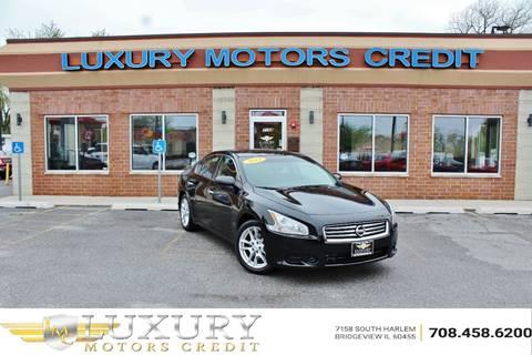2012 Nissan Maxima for sale in Bridgeview, IL