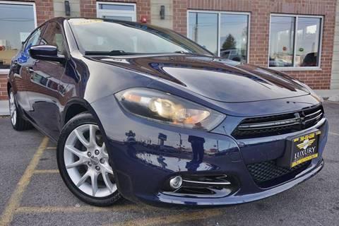 2013 Dodge Dart for sale at Luxury Motors Credit Inc in Bridgeview IL