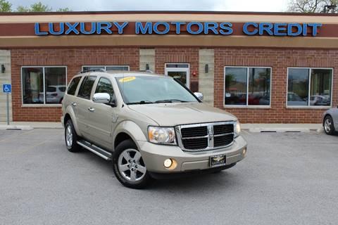 2009 Dodge Durango for sale in Bridgeview, IL