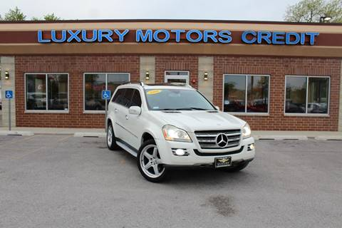 2008 Mercedes-Benz GL-Class for sale at Luxury Motors Credit Inc in Bridgeview IL