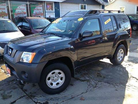2006 Nissan Xterra for sale at Cass Auto Sales Inc in Joliet IL