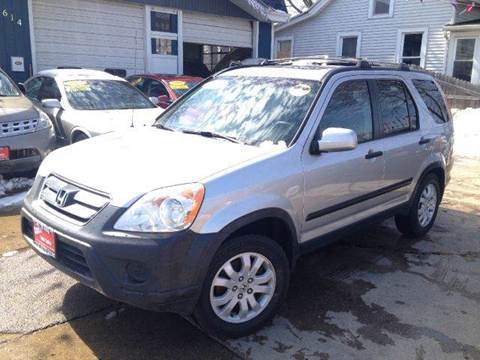2006 Honda CR-V for sale at Cass Auto Sales Inc in Joliet IL