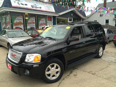 2005 GMC Envoy XL for sale at Cass Auto Sales Inc in Joliet IL