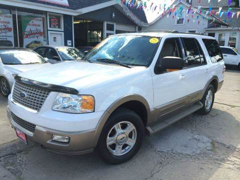 2004 Ford Expedition for sale at Cass Auto Sales Inc in Joliet IL