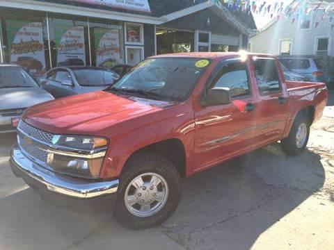 2005 Chevrolet Colorado for sale at Cass Auto Sales Inc in Joliet IL
