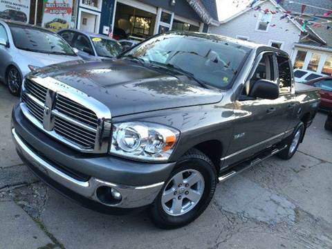 2008 Dodge Ram Pickup 1500 for sale at Cass Auto Sales Inc in Joliet IL