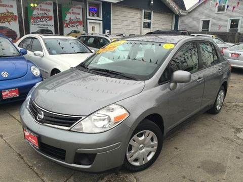 2010 Nissan Versa for sale at Cass Auto Sales Inc in Joliet IL