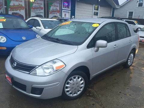 2011 Nissan Versa for sale at Cass Auto Sales Inc in Joliet IL