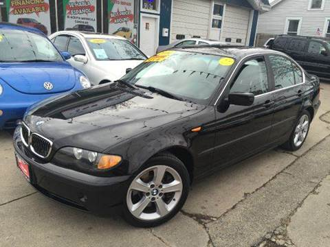 2004 BMW 3 Series for sale at Cass Auto Sales Inc in Joliet IL