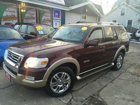 2007 Ford Explorer for sale at Cass Auto Sales Inc in Joliet IL