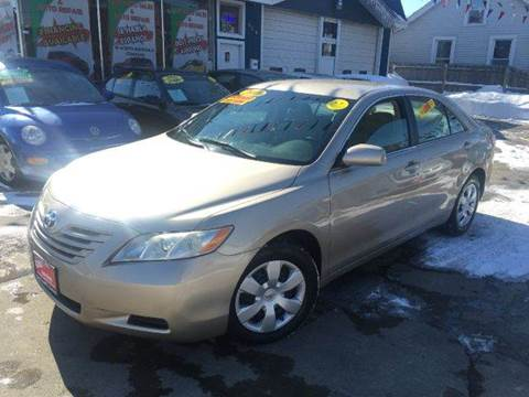 2007 Toyota Camry for sale at Cass Auto Sales Inc in Joliet IL