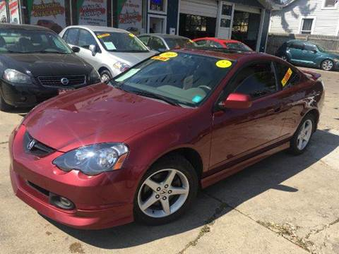 2003 Acura RSX for sale at Cass Auto Sales Inc in Joliet IL