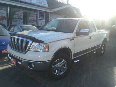 2007 Ford F-150 for sale at Cass Auto Sales Inc in Joliet IL