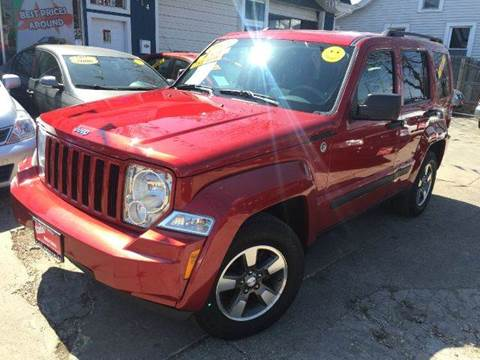 2008 Jeep Liberty for sale at Cass Auto Sales Inc in Joliet IL