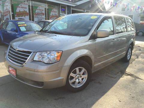 2008 Chrysler Town and Country for sale at Cass Auto Sales Inc in Joliet IL