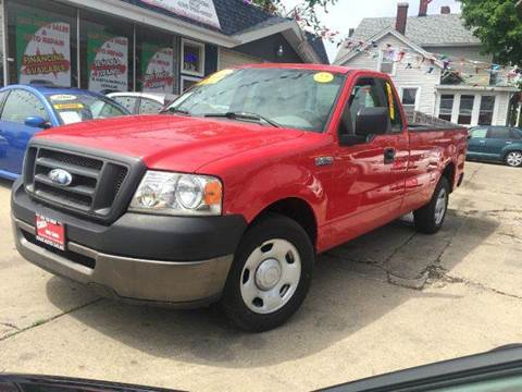 2006 Ford F-150 for sale at Cass Auto Sales Inc in Joliet IL