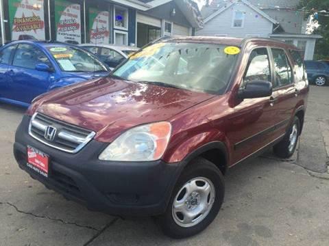 2003 Honda CR-V for sale at Cass Auto Sales Inc in Joliet IL