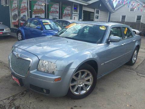 2006 Chrysler 300 for sale at Cass Auto Sales Inc in Joliet IL