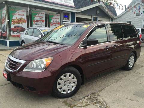 2008 Honda Odyssey for sale at Cass Auto Sales Inc in Joliet IL