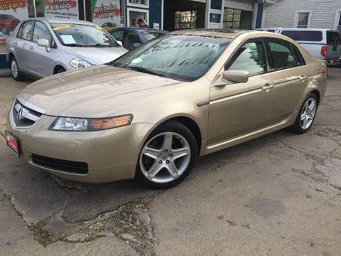 2006 Acura TL for sale at Cass Auto Sales Inc in Joliet IL