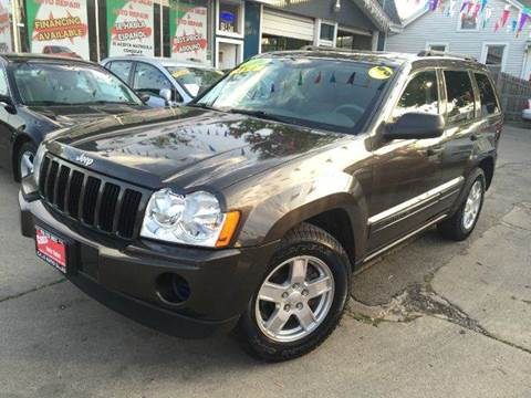 2006 Jeep Grand Cherokee for sale at Cass Auto Sales Inc in Joliet IL