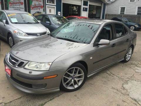 2004 Saab 9-3 for sale at Cass Auto Sales Inc in Joliet IL