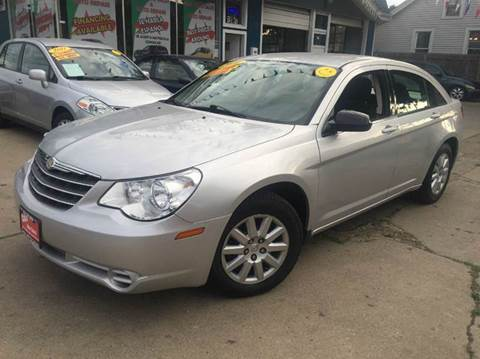 2010 Chrysler Sebring for sale at Cass Auto Sales Inc in Joliet IL