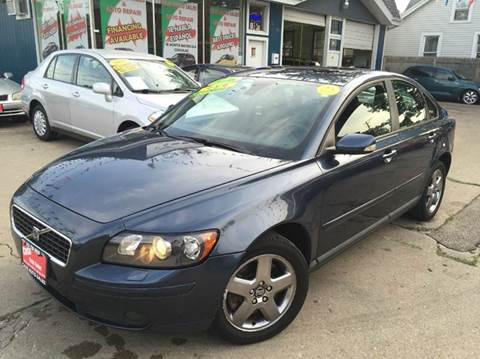 2006 Volvo S40 for sale at Cass Auto Sales Inc in Joliet IL