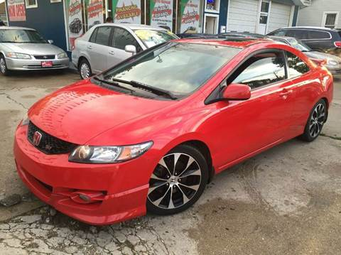 2011 Honda Civic for sale at Cass Auto Sales Inc in Joliet IL