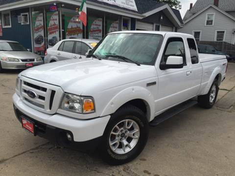 2011 Ford Ranger for sale at Cass Auto Sales Inc in Joliet IL