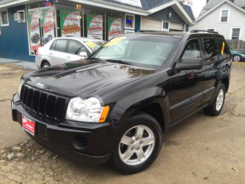 2005 Jeep Grand Cherokee for sale at Cass Auto Sales Inc in Joliet IL
