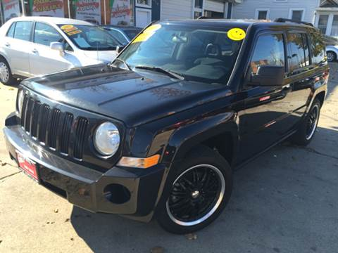 2009 Jeep Patriot for sale at Cass Auto Sales Inc in Joliet IL