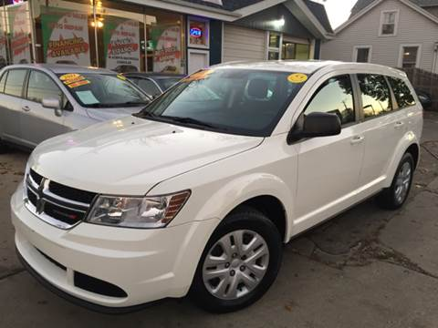 2013 Dodge Journey for sale at Cass Auto Sales Inc in Joliet IL