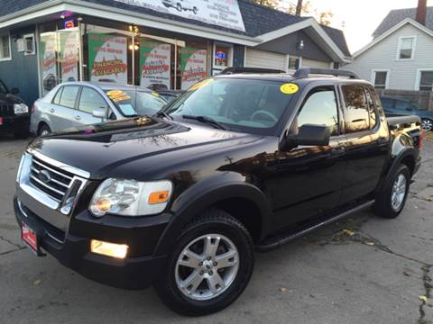 2007 Ford Explorer Sport Trac for sale at Cass Auto Sales Inc in Joliet IL