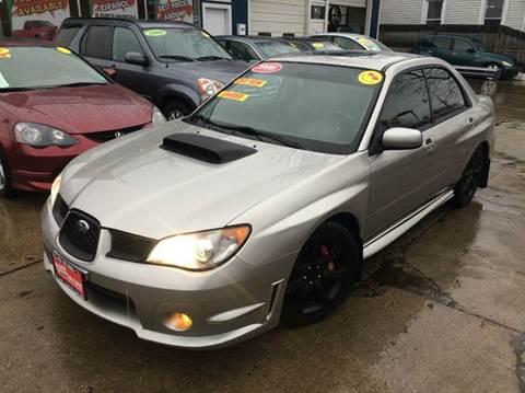 2006 Subaru Impreza for sale at Cass Auto Sales Inc in Joliet IL