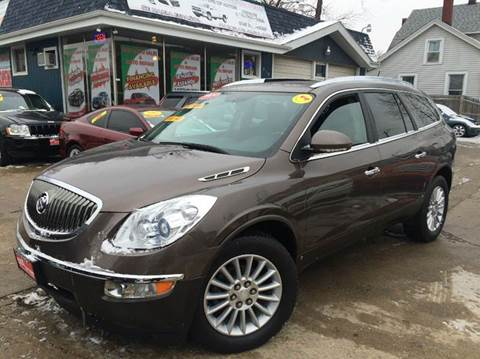 2009 Buick Enclave for sale at Cass Auto Sales Inc in Joliet IL