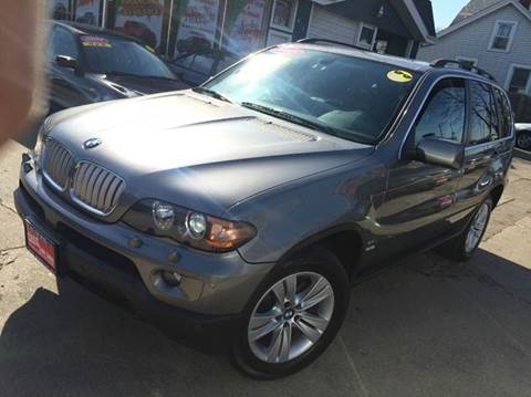 2005 BMW X5 for sale at Cass Auto Sales Inc in Joliet IL