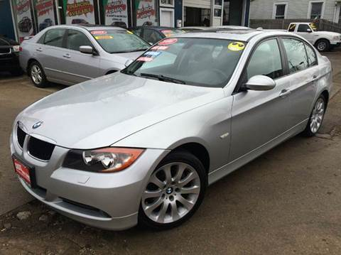 2006 BMW 3 Series for sale at Cass Auto Sales Inc in Joliet IL