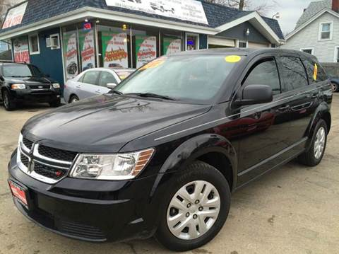 2014 Dodge Journey for sale at Cass Auto Sales Inc in Joliet IL